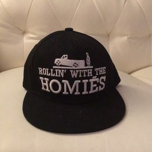 Rollin' with the homies Hat